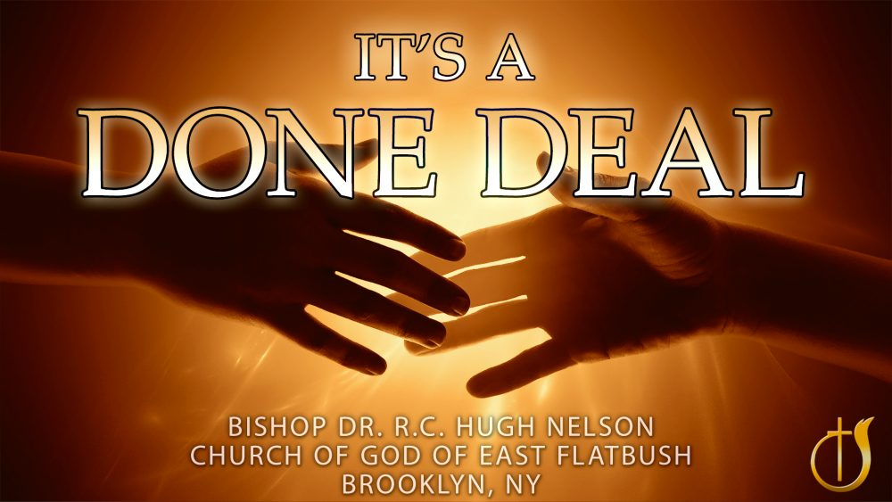 It\'s a Done Deal Image