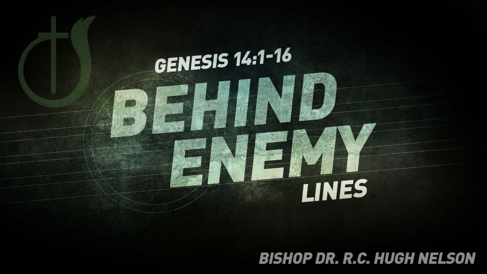 Behind Enemy Lines Image