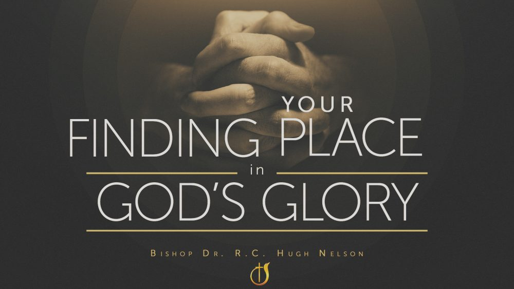 Finding Your Place in God's Glory Image