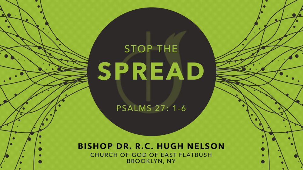 Stop the Spread Image