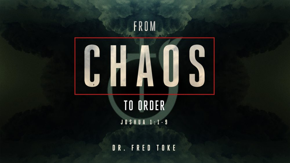 From Chaos to Order Image