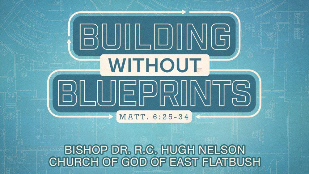 Building Without Blueprints Image