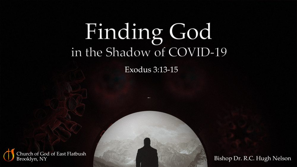 Finding God in the Shadow of COVID-19 Image