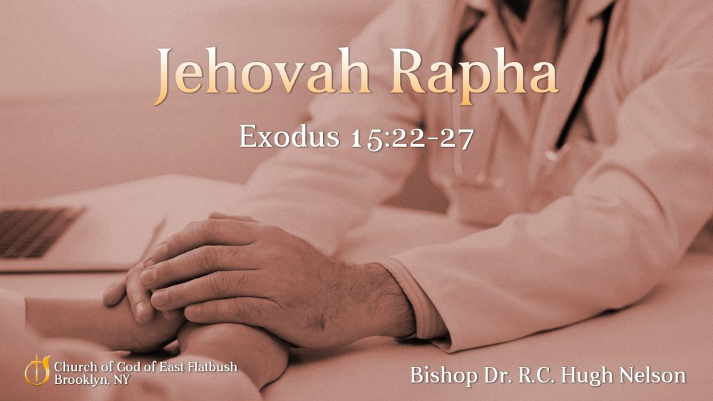 Jehovah Rapha Image