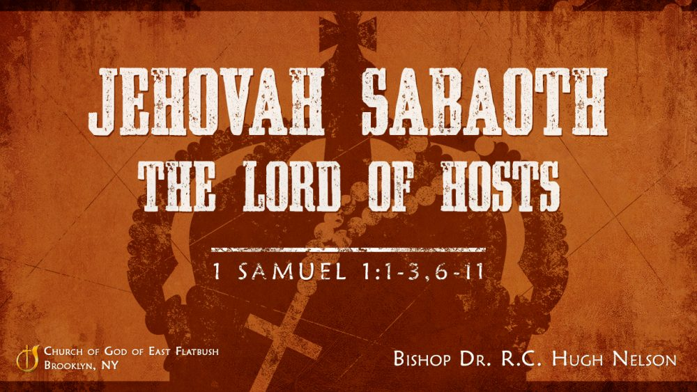 Jehovah Sabaoth: The Lord of Hosts Image
