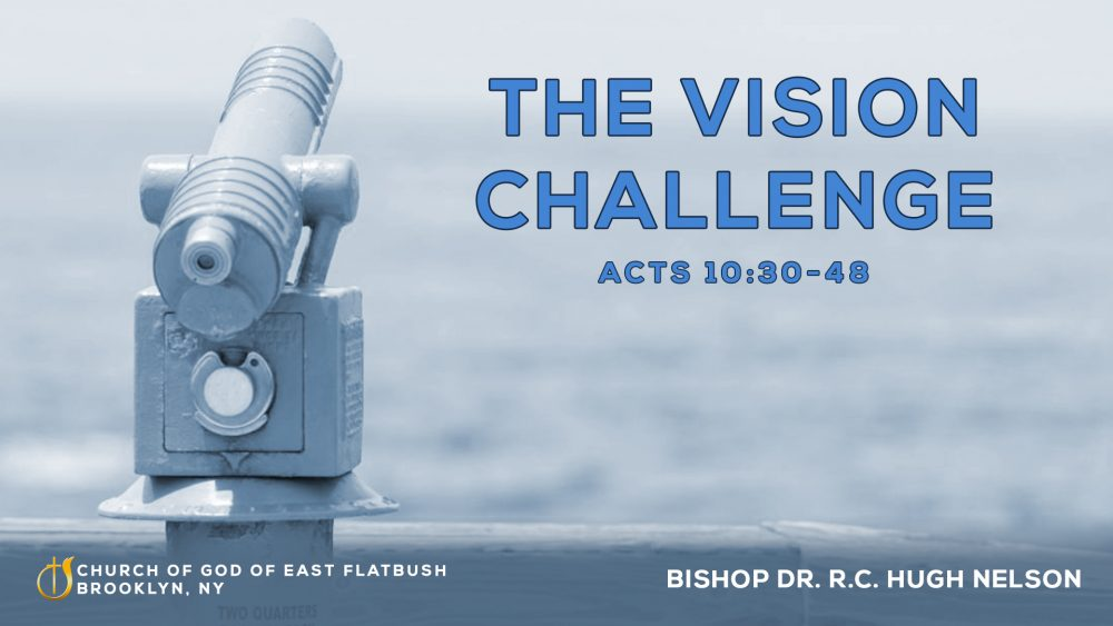 The Vision Challenge Image