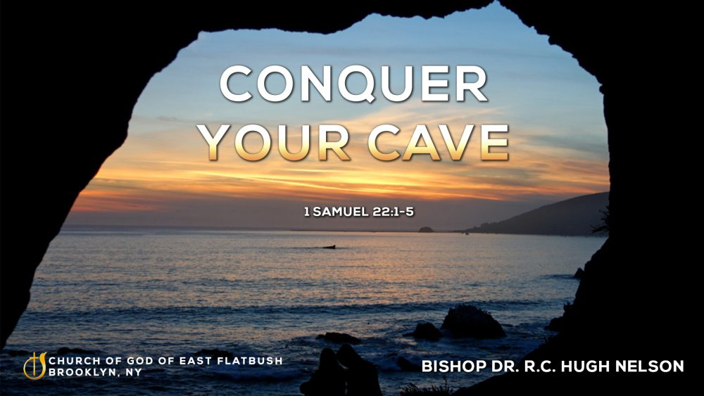 Conquer your Cave Image