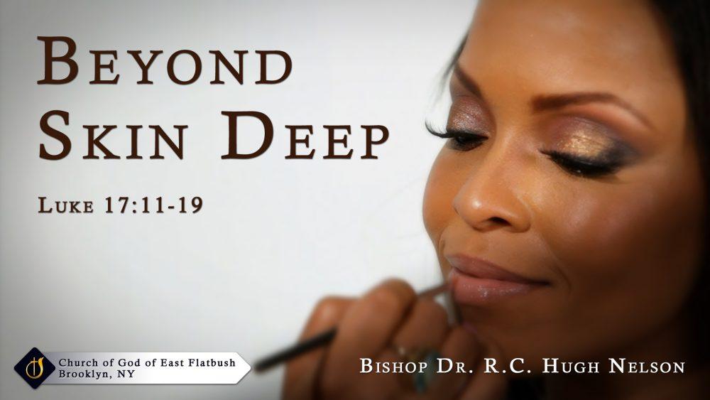 Beyond Skin Deep Image