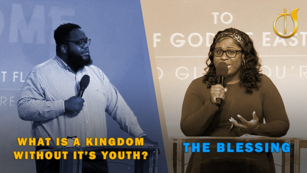 What is a Kingdom Without it's Youth / The Blessing Image