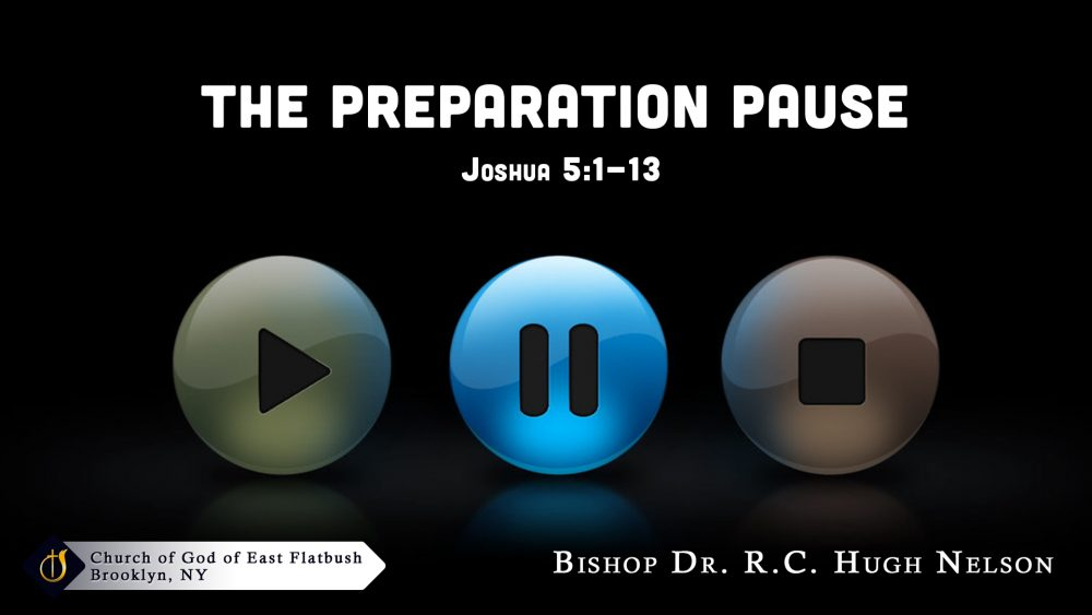 The Preparation Pause Image