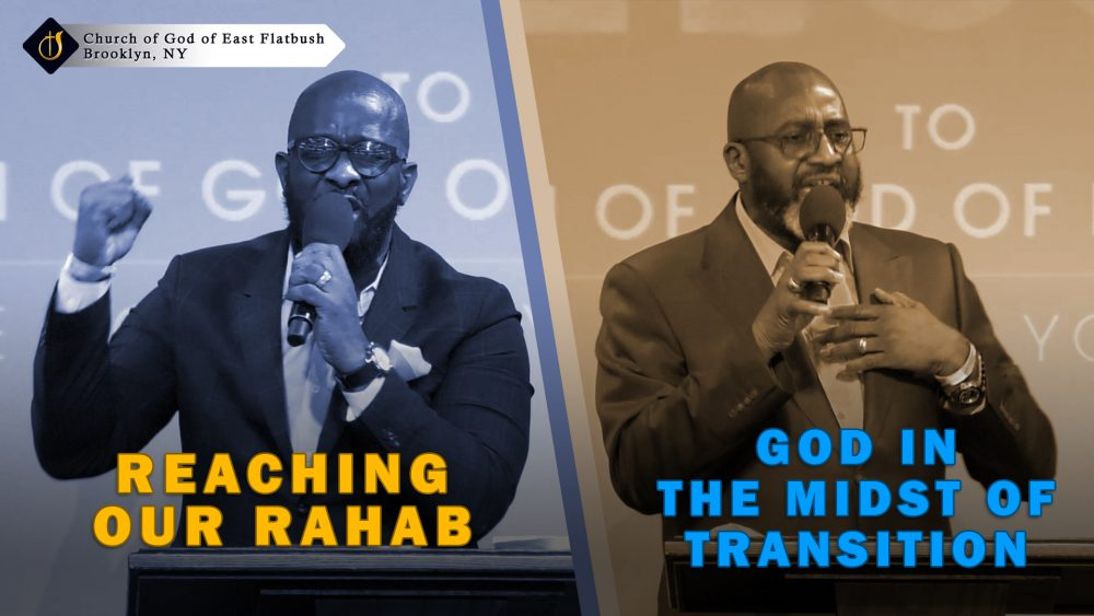 Reaching our Rahab / God in the Midst of Transition  Image