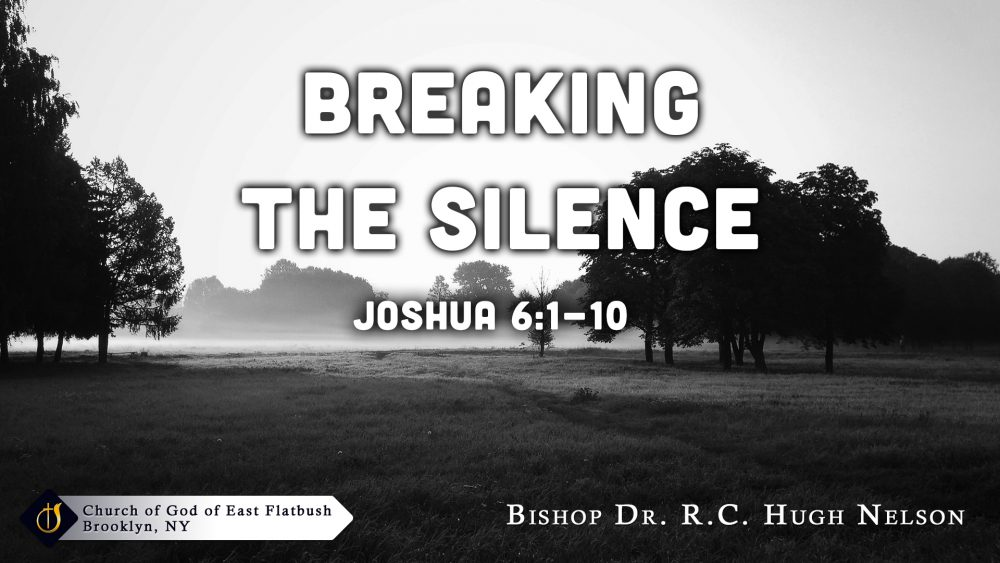 Breaking the Silence Image