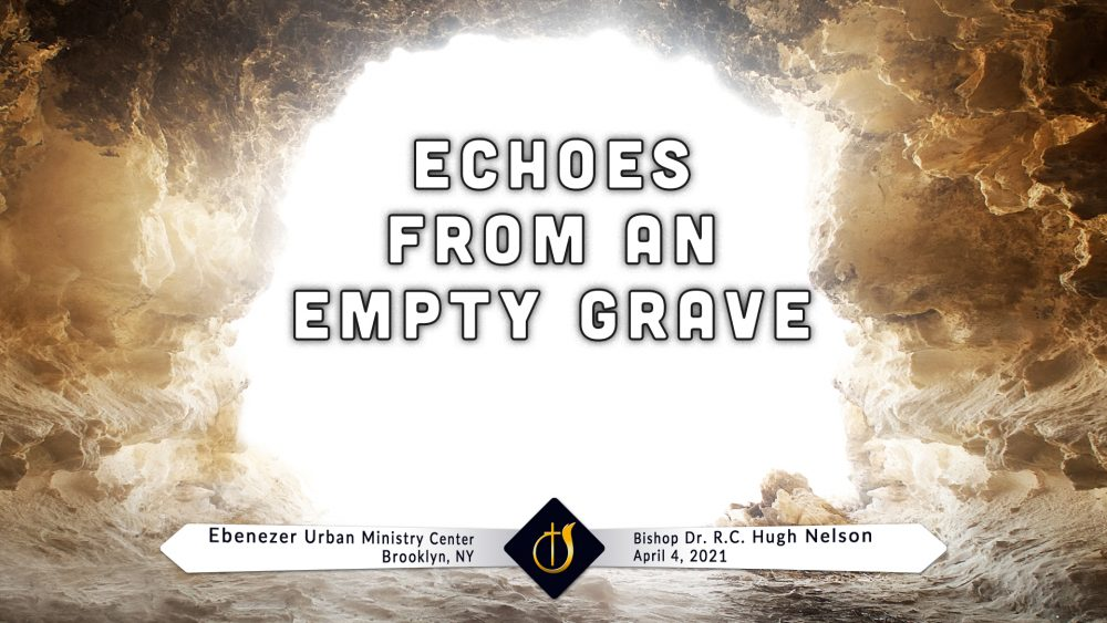 Echoes from an Empty Grave Image
