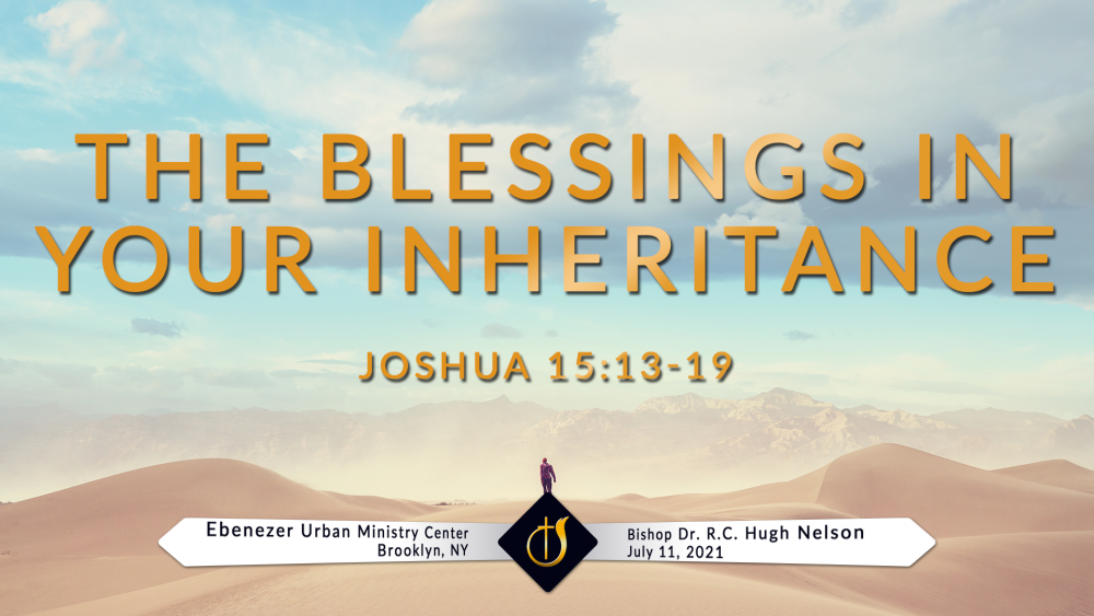The Blessings In Your Inheritance Image