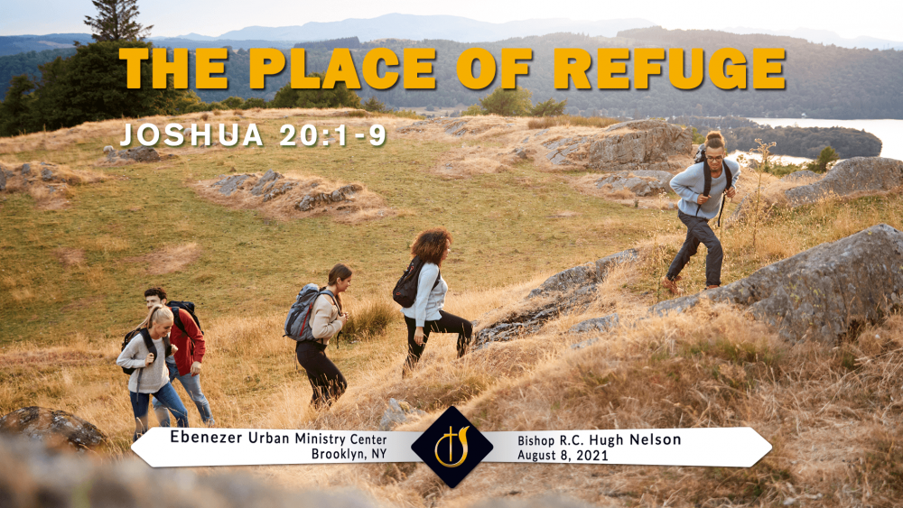 The Place of Refuge  Image
