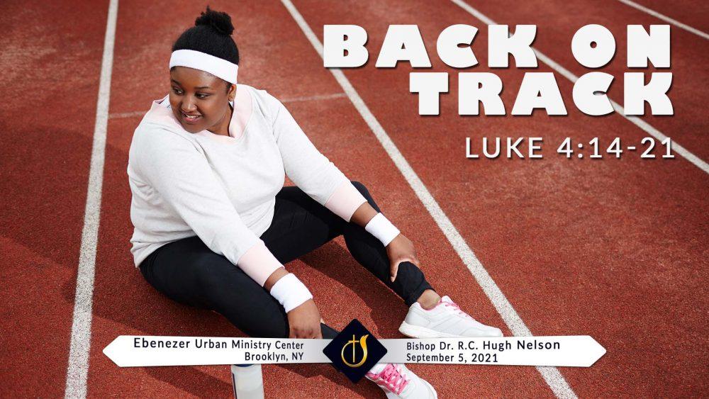 Back on Track Image