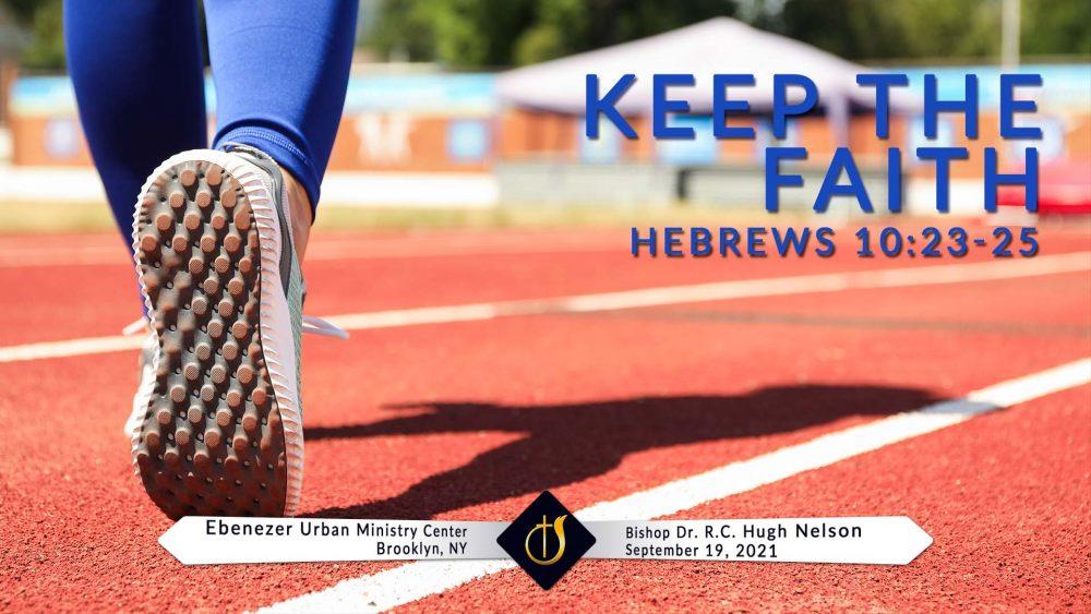 Keep the Faith Image